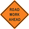 Traffic-Road Construction Signs