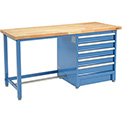 Modular Drawer Workbenches