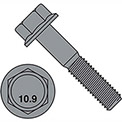 Flange Bolts - Metric