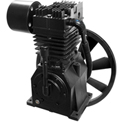 Powermate 040-0445RP, Two-Stage Compressor Pump, Inline Twin Cylinder, 7.5 RHP