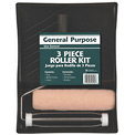 General Purpose 3-Piece Roller Kit 3/8 In. Nap - 118522900 - Pkg Qty 12