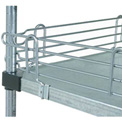 "Ledge 48""L X 4""H for Nexel® Solid Shelves"