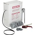 "Polypropylene Strapping Kit 1/2"" x 7,200' Coil With Tensioner, Sealer & Seals"