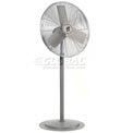 TPI 294529,24 Inch Pedestal Fan Non Oscillating 1/4 HP 3800 CFM Totally Enclosed Motor