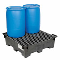 Global Industrial™ Spill Containment Sump with Wire Deck