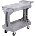 Akro-Mils® 30930 Two-In-One Plastic ProCart™