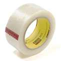 "3M Carton Sealing Tape 371 2"" x 110 Yds 1.9 Mil Clear - Pkg Qty 36"