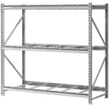 "Extra High Capacity Bulk Rack Without Decking 96""W x 24""D x 72""H Starter"