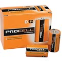 Duracell® Procell® PC1300 D Battery - Pkg Qty 12