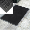 Heavy-Duty Scrubber Entrance Mat 24x32