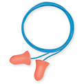 Max Earplugs With Cord - Hearing Protection, 100 Pairs/Box