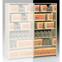 Imperial Shelving Add-On 36x24x76 - 6 Openings Sand