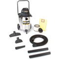 Shop-Vac® 10 Gallon Stainless Steel 6.5 Peak HP Wet Dry Vacuum