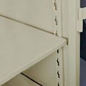 Lyon Heavy Duty Additional Shelf PP1165 - 24x24 - Putty