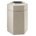 30 Gallon Waste Receptacle Beige 737102