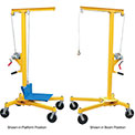 Vestil Portable Worksite Crane LIFTER-2 500 Lb. Capacity