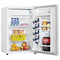 Danby DCR044A2WDD - Compact Refrigerator, 4.4 Cu. Ft., White