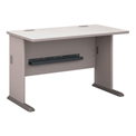 48 Inch Desk in Pewter - Modular Office Furniture