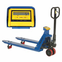Pallet Jack Scale Truck with Weight Indicator 4400 Lb. Capacity