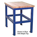24 X 36 X 36 Standard Shop Stand - Shop Top - Gray