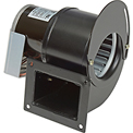 J&D Shaded Pole Blower VBM148PSC-P 1/30 HP 148CFM