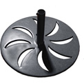 Leisure Craft Outdoor Umbrella Base - Black