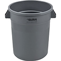 Global Industrial™ Trash Container, Garbage Can - 20 Gallon