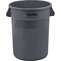 Global Industrial™ Trash Container, Garbage Can - 32 Gallon