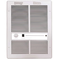 TPI Fan Forced Wall Heaters With Summer Fan Switch E3312T2SRP - 1000W 120V White