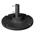 Grosfillex® 35 Lb. Table Umbrella Base, Black