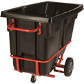 Rubbermaid® 1305-42 Tilt Truck with Fork Lift Pockets 1/2 Cu Yd 850 Lb Cap