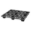 Automotive Nestable Plastic Pallet 48x45, 2200 Lbs Cap