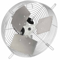 "TPI 20"" Guard Mounted Direct Drive Exhaust Fan CE-20-D 1/4HP 5850CFM"