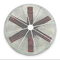 "Multifan 20"" Basket Fan FXSTIR20-3 1/3 HP 5500 CFM"