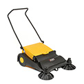 Global™ Industrial Push Sweeper