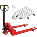 Wesco® 4-Way Pallet Jack Truck 273400 4000 Lb. Capacity