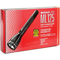 Maglite® ML125-33014 ML125™ Rechargeable Flashlight Black