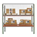 Husky RGW08000-0400 - 8' x 4' Wire Mesh Pallet Rack Guard
