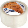 "Shurtape® HP 100 Carton Sealing Tape 2"" x 50 Yds. 1.6 Mil Clear - Pkg Qty 36"