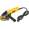 "DEWALT® DWE4011 4-1/2"" Small Angle Grinder w/ One-Touch™ Guard"