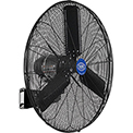 Outdoor Oscillating Wall Mounted Fan 30In. Diameter 3/10HP 8400CFM