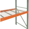"Pallet Rack Wire Decking 46""W x 36""D (2700 lbs cap) Gray"
