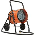 Salamander Heater – Portable Electric Fan Forced - With 8'L Cord - 240V 10KW 1 Phase 41.7 Amps
