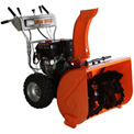 "GXI 30"" Snow Beast Dual Stage Snow Blower Orange-Gray 30SBM17"