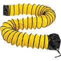 Flame Retardant Flexible Duct 16 Ft. for 12 Inch Diameter Fan