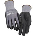 Global Industrial™ Nitrile Coated Nylon Gloves, 15 Gauge, Large, 1 Pair - Pkg Qty 12