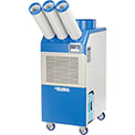 Industrial Portable Air Conditioner 2.5 Ton w/ Cold Air Nozzles 29,000 BTU, 230V