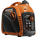 Generac 7117, GP2200i, 2200 Watt Inverter Generator, 50 State Approved