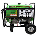 Lifan Power ES8100E, 7500 Watt, Energy Storm Portable Generator, Gasoline, Electric/Recoil Start