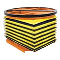 Bellows Skirting 8006282 for PrestoLifts™ P3 Self-Leveling Pallet Carousel (Factory Installed)